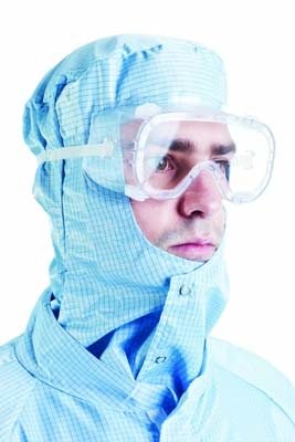 BIOCLEAN CLEARVIEW™ - Sterile single use goggles