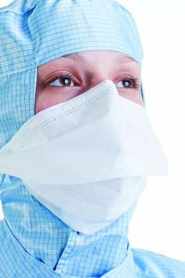 BIOCLEAN DB™ - Sterile pouch-style facemask