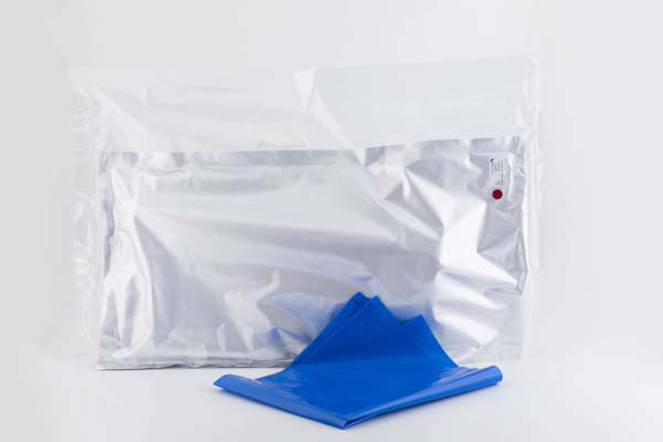 Pharmaclean® sterile blue bag in VHP pack