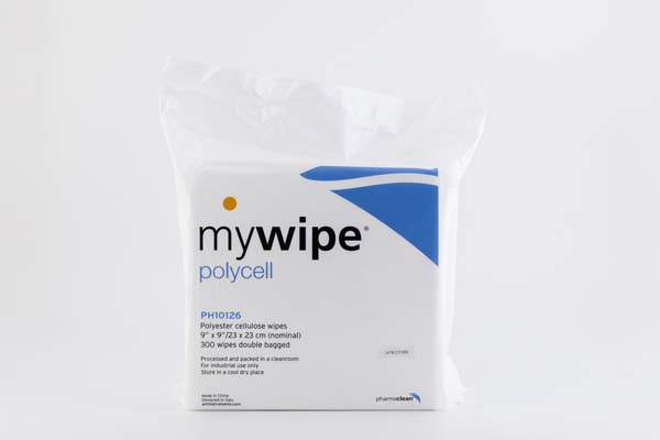 Pharmaclean® Sterile MyWipe PolyCell