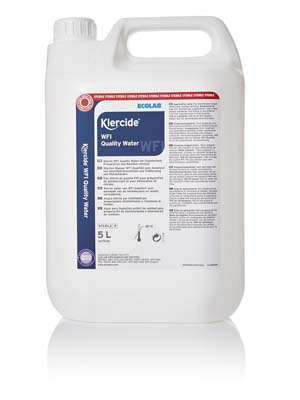 Klercide WFI Quality Water Sterile