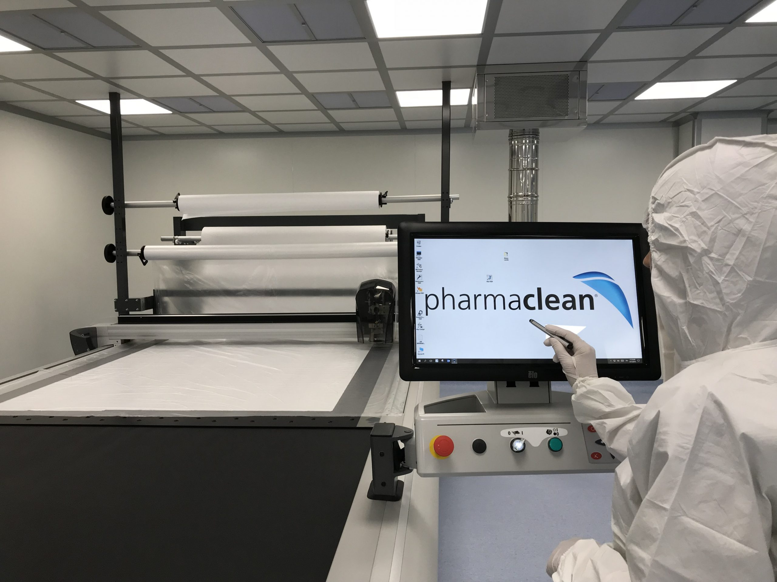 Pharmaclean by AM Instruments
